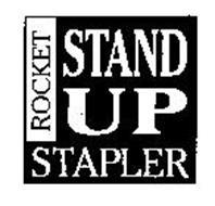 ROCKET STAND UP STAPLER