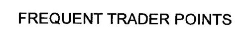 FREQUENT TRADER POINTS