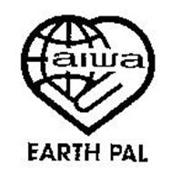 AIWA EARTH PAL