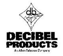 DB DECIBEL PRODUCTS AN ALLEN TELECOM COMPANY