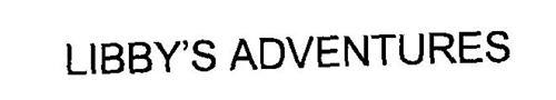 LIBBY'S ADVENTURES
