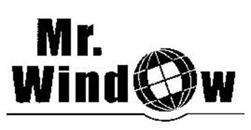 MR. WINDOW