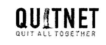 QUITNET QUIT ALL TOGETHER