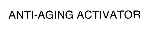 ANTI-AGING ACTIVATOR