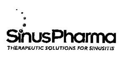SINUSPHARMA THERAPEUTIC SOLUTIONS FOR SINUSITIS