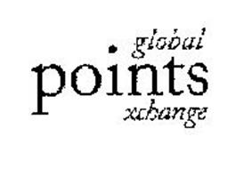 GLOBAL POINTS XCHANGE