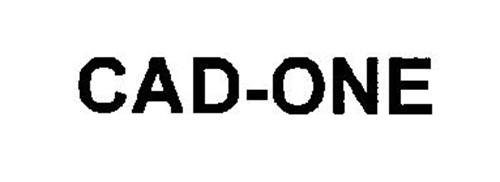 CAD-ONE