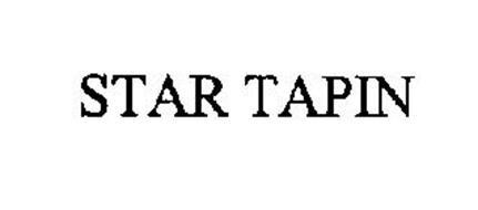 STAR TAPIN