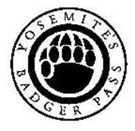 YOSEMITE'S BADGER PASS