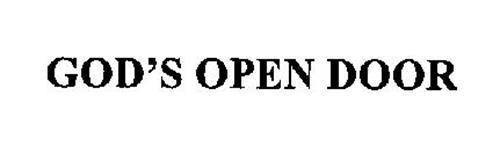 GOD'S OPEN DOOR