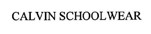CALVIN SCHOOLWEAR