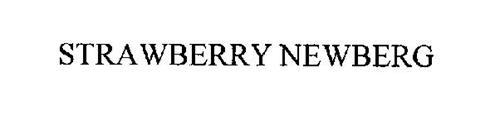 STRAWBERRY NEWBERG