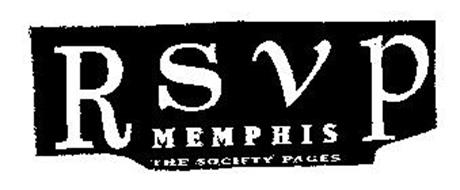 RSVP MEMPHIS THE SOCIETY PAGES