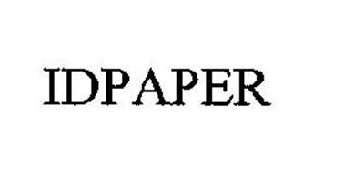 IDPAPER