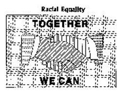 RACIAL EQUALITY TOGETHER WE CAN