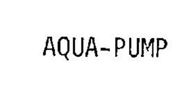 AQUA-PUMP