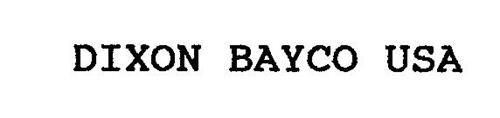 DIXON BAYCO USA