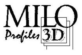 MILO 3D PROFILES