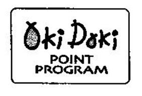 OKI DOKI POINT PROGRAM