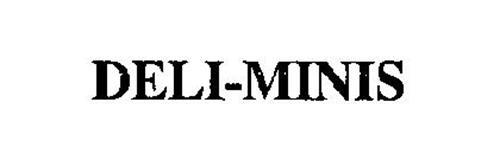 DELI-MINIS