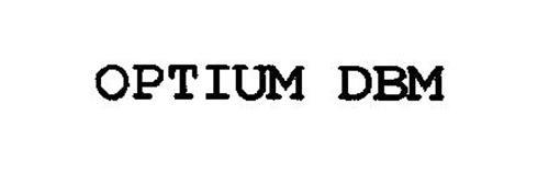 OPTIUM DBM