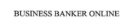 BUSINESS BANKER ONLINE