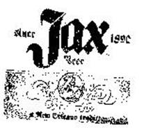 JAX BEER SINCE 1890 NEW ORLEANS TRADITION