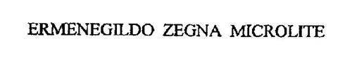 ERMENEGILDO ZEGNA MICROLITE