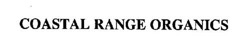 COASTAL RANGE ORGANICS