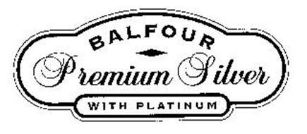 BALFOUR PREMIUM SILVER WITH PLATINUM