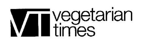VT VEGETARIAN TIMES