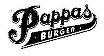 PAPPAS BURGER