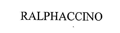 RALPHACCINO