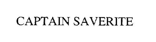 CAPTAIN SAVERITE