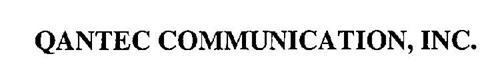 QANTEC COMMUNICATION, INC.