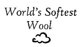 WORLD'S SOFTEST WOOL