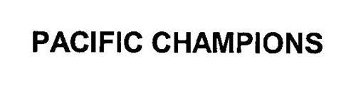 PACIFIC CHAMPIONS