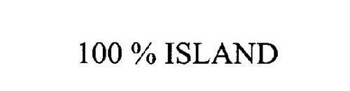 100 % ISLAND