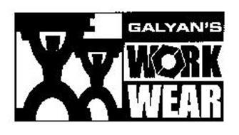 GALYAN'S WORK WEAR