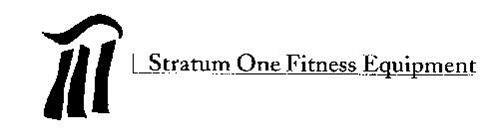 STRATUM ONE FITNESS EQUIPMENT