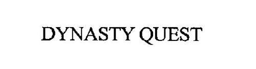 DYNASTY QUEST