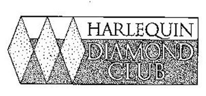 HARLEQUIN DIAMOND CLUB
