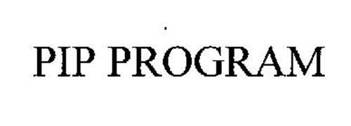 PIP PROGRAM