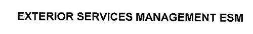 EXTERIOR SERVICES MANAGEMENT ESM