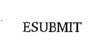 ESUBMIT