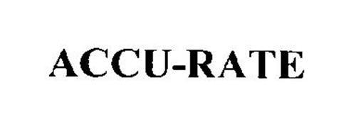 ACCU-RATE