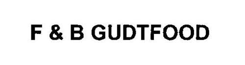 F & B GUDTFOOD