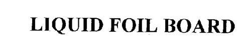 LIQUID FOIL BOARD