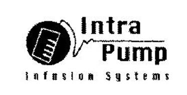 INTRA PUMP INFUSION SYSTEMS