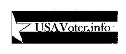 USA VOTER INFO